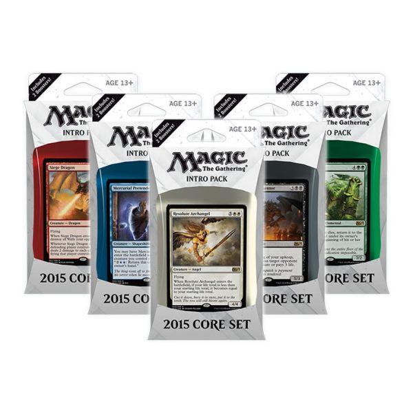 Core Set 2015 (M15) Intro Packs