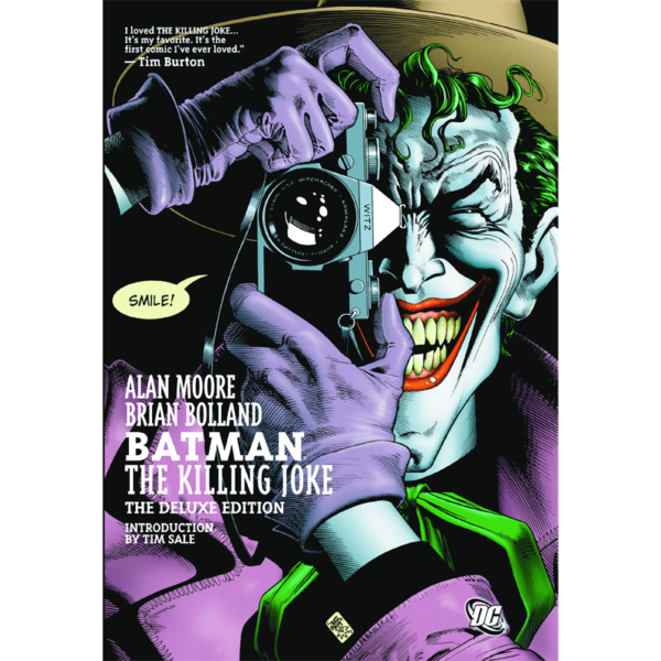 Batman The Killing Joke The Deluxe Edition Comic Underground