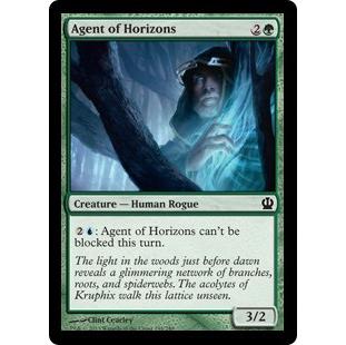 Agent of Horizons