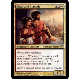 Anax and Cymede