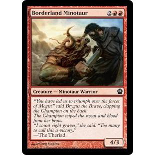 Borderland Minotaur