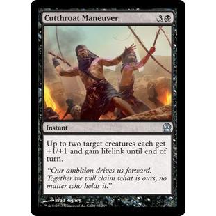 Cutthroat Maneuver