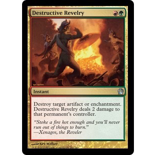 Destructive Revelry