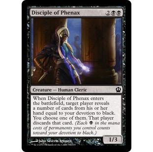 Disciple of Phenax
