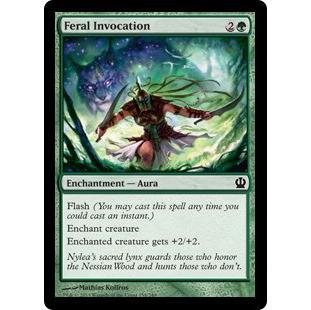 Feral Invocation