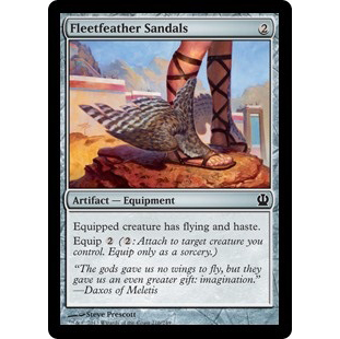 Fleetfeather Sandals