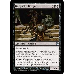 Keepsake Gorgon