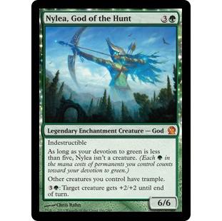 Nylea God of the Hunt