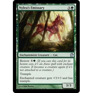Nyleas Emissary