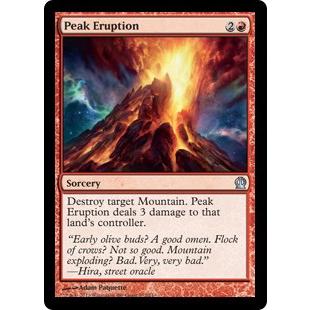 Peak Eruption