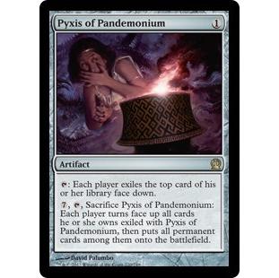 Pyxis of Pandemonium