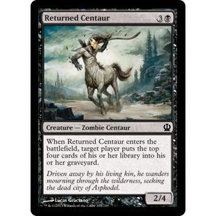 Returned Centaur