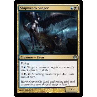 Shipwreck Singer