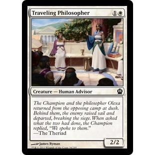 Traveling Philosopher
