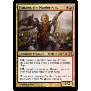 Tymaret the Murder King