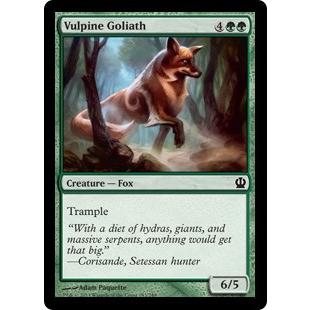 Vulpine Goliath