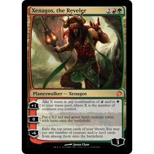 Xenagos the Reveler